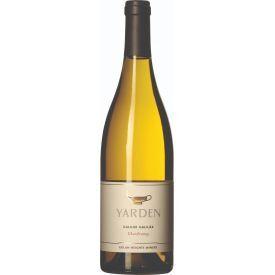 Baltas vynas YARDEN CHARDONNAY 14% 750ml
