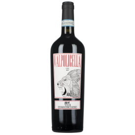 Ekologiškas raudonas vynas DOMINI DEL LEONE Valpolicella DOC 2017 12,5% 750ml