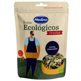 Ekologiškas sėklų mišinys salotoms MEDINA, 100g