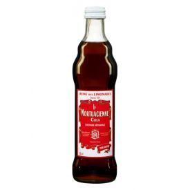 Gazuotas gaivusis gėrimas LA MORTUACIENNE, COLA,0,33L