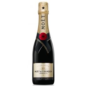 Šampanas MOET IMPERIAL BRUT 12% 375ml