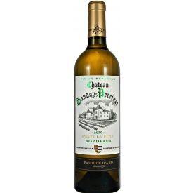 Baltas vynas CHATEAU GANDOY-PERRINAT Bordeaux Blanc AOP 2020 12.5%, 750 ml