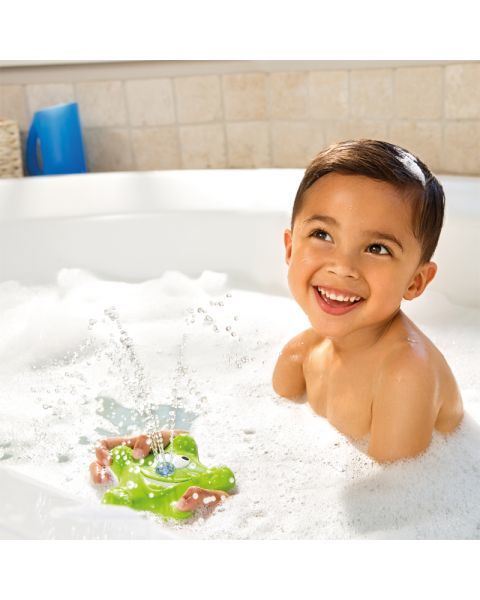 Magic Bath Baby Jacuzzi.Zvaigzdės Formos Fontanas Voniai Munchkin Nuo 12 Mėn 1 Vnt