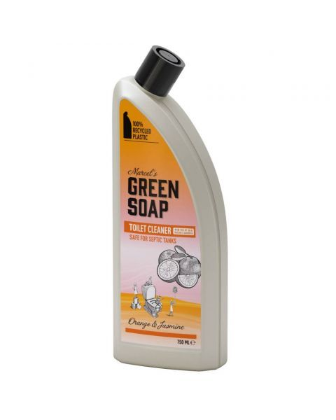 Tualeto valiklis MARCELS GREEN SOAP su apelsinais ir jazminais, 750 ml