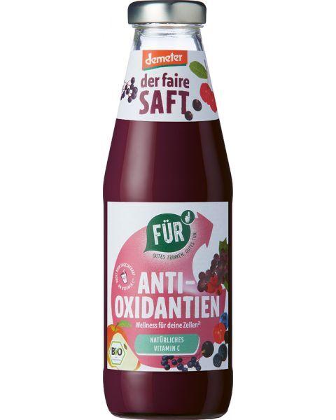 Ekologiškos biodinaminės sultys FUR Antioxidants , 500ml