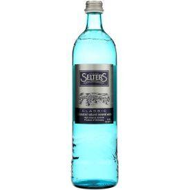 Natūralus gazuotas mineralinis vanduo SELTERS CLASSIC, 800ml