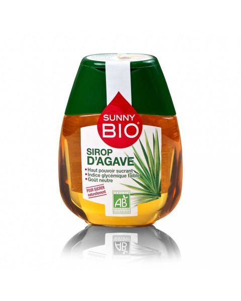 Ekologiškas agavų sirupas SUNNY BIO 250g