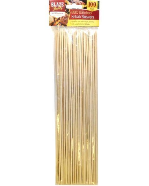 Bambukiniai iešmeliai BLAZE, 100 vnt.