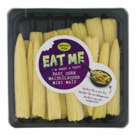 Mažieji kukurūzai NATURE'S PRIDE, 125g