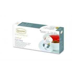 Juodoji arbata Ronnefeldt LeafCup® Earl grey 15 vnt.