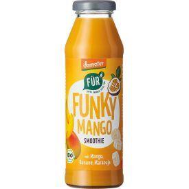 Ekologiškas biodinaminis mangų glotnutis FUR Funky Mango, 280ml