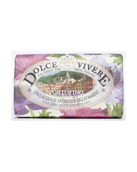 Muilas NESTI DANTE Dolce Vivere su linų, rožių vandens ir jūros lelijų aromatu, 250 g
