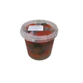 Rauginti raudoni pomidorai, 1 vnt
