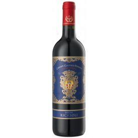 Raudonas sausas vynas BARONE RICASOLI Rocca Guicciarda Chianti Classico Riserva DOCG 13,5%, 750ml