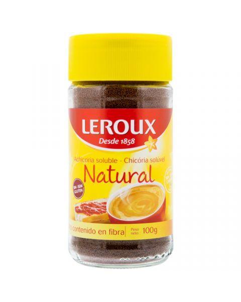 Tirpi cikorijos kava LEROUX Nature, 100g