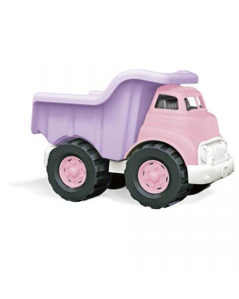 Sunkvežimis savivartis GREEN TOYS ™ (rožnė, violetinė), 1 vnt.