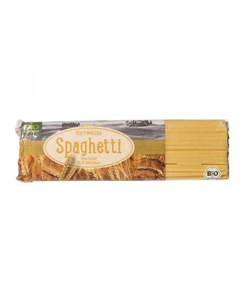 Ekologiški makaronai BIOZENTRALE spagečiai, 500 g