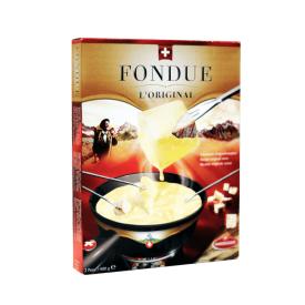 "Sūris ""FONDUE SWISS"" su vynu, 400 g"