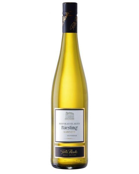 Baltas vynas Peter Mertes Gold Edition Riesling Kabinett Trocken 10,5%, 750ml