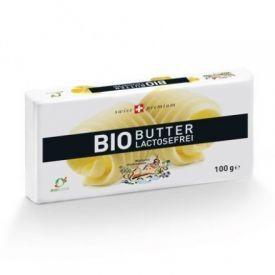 Ekologiškas sviestas MOLKEREI 82% rieb., be laktozės, 100g