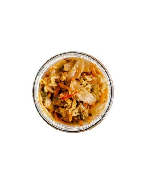 """Klasikiniai """"Kimchi"""" kopūstai COMPLETEORGANICS, ekologiški, 340g 2"""