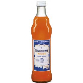 Gazuotas gaivusis gėrimas LA MORTUACIENNE, mandarinų skonio, 330 ml