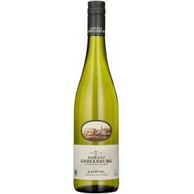 Baltas vynas Domaine SCHLOSS GOBELSBURG Gruner Veltliner 12,5%, 750 ml