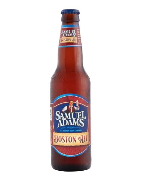 Alus SAMUEL ADAMS Boston Ale 5,0%, 355ml