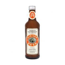 Gazuotas imbierų skonio gėrimas F.HARTRIDGE'S GINGER BEER 330ml butelis