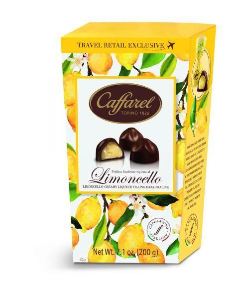 """Šokoladinių saldainių rinkinys CAFFAREL """"Limoncello"""", 200 g"""