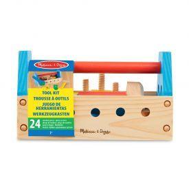 Medinis meistro įrankių dėžės rinkinys MELISSA & DOUG, 1 vnt.