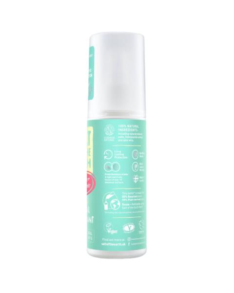 Natūralus purškiamas dezodorantas SALT OF THE EARTH su melionais ir agurkais, 100 ml 3