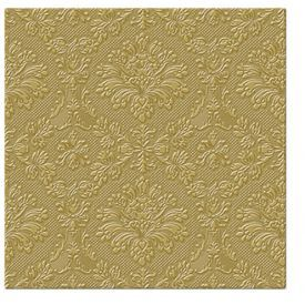 "Serviravimo servetėlės PAW ""Classic (Gold)"", 20 vnt."