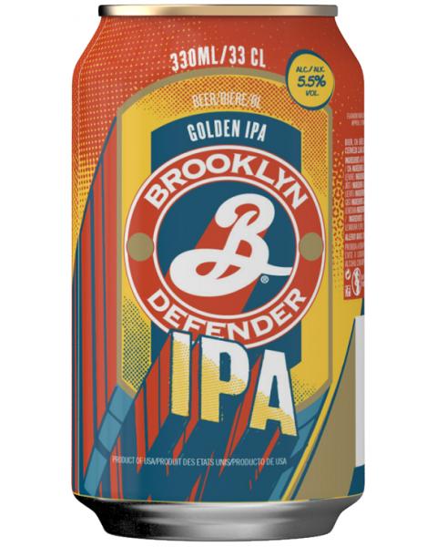 Alus Brooklyn Defender IPA 5,5%, 330ml