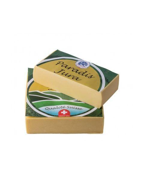 """Šveicariškas sūris """"JURA PARADIS"""", brand. 5 mėn, 1 kg"""