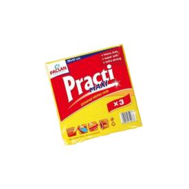 Paclan šluostės Practi Maxi 38 x 40 cm, 3vnt.
