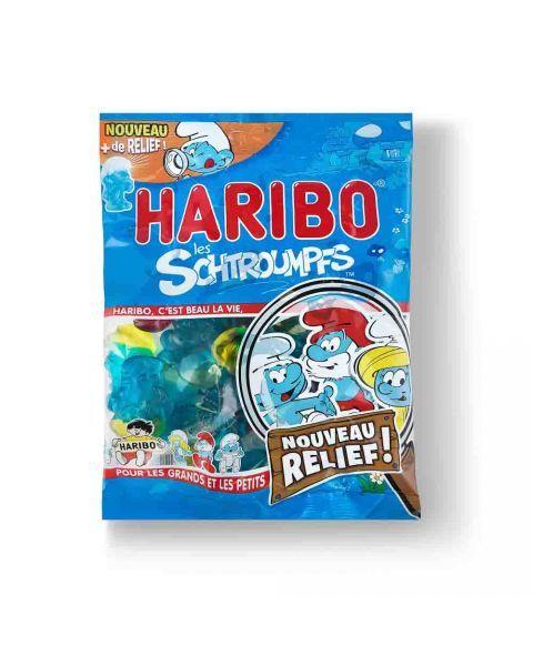 Guminukai HARIBO les Schtroumpfs, 300 g