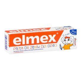 Dantų pasta vaikams ELMEX  nuo pirmojo danties iki 6 metų, 50 ml