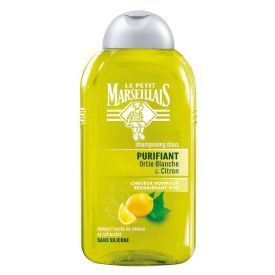 Šampūnas su baltažiedės notrelės ir citrinos esktraktais LE PETIT MARSEILIAIS, 250 ml