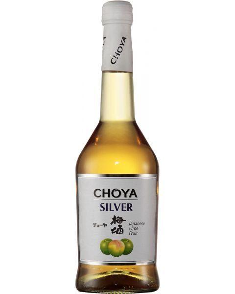 Japoniškas Ume vaisių vynas CHOYA SIlver 10%, 500ml