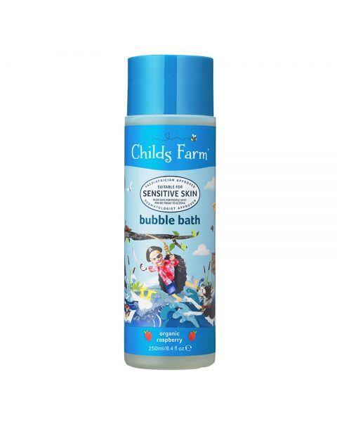 Vonios putos CHILDS FARM su ekologiškomis avietėmis, 250 ml