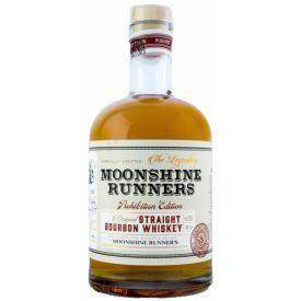Amerikietiškas viskis MOONSHINE RUNNERS Straight Bourbon 0.7L