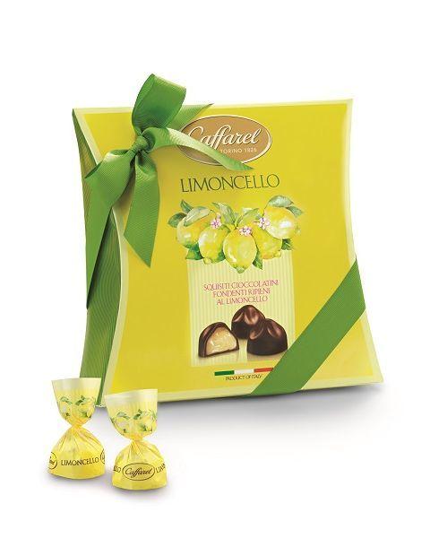 """Šokoladinių saldainių rinkinys CAFFAREL """"Limoncello"""", 250 g"""