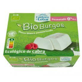 """Ekologiškas ožkų pieno sūris """"Burgos"""" CANTERO DE LETUR, 2x100g"""