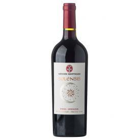 Raudonas vynas GERARD BERTRAND Solensis 13%, 750ml