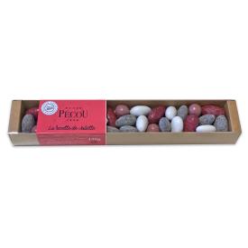 """Mini saldainių rinkinys PECOU """"La Recette de Juliette"""" dėžutėje, 110 g"""