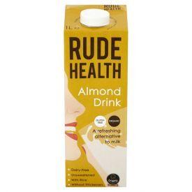 Ekologiškas migdolų gėrimas RUDE HEALTH, 1L
