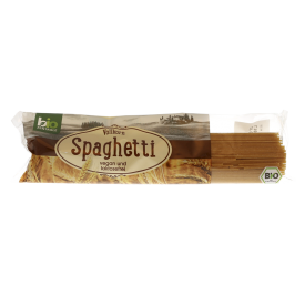 Ekologiški pilno grūdo makaronai BIOZENTRALE spagečiai, 500 g