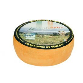 "Sūris ""BRITCHON"", brandinamas 4 mėn, 45% rieb.s.m, 1kg"