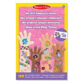 "Tatuiruočių rinkinys MELISSA & DOUG ""Rainbows, Fairies, Flowers & More"", 1 vnt."